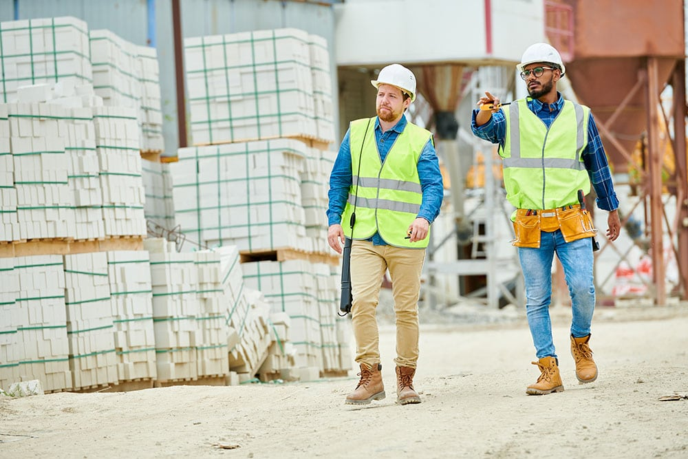 construction project inspection