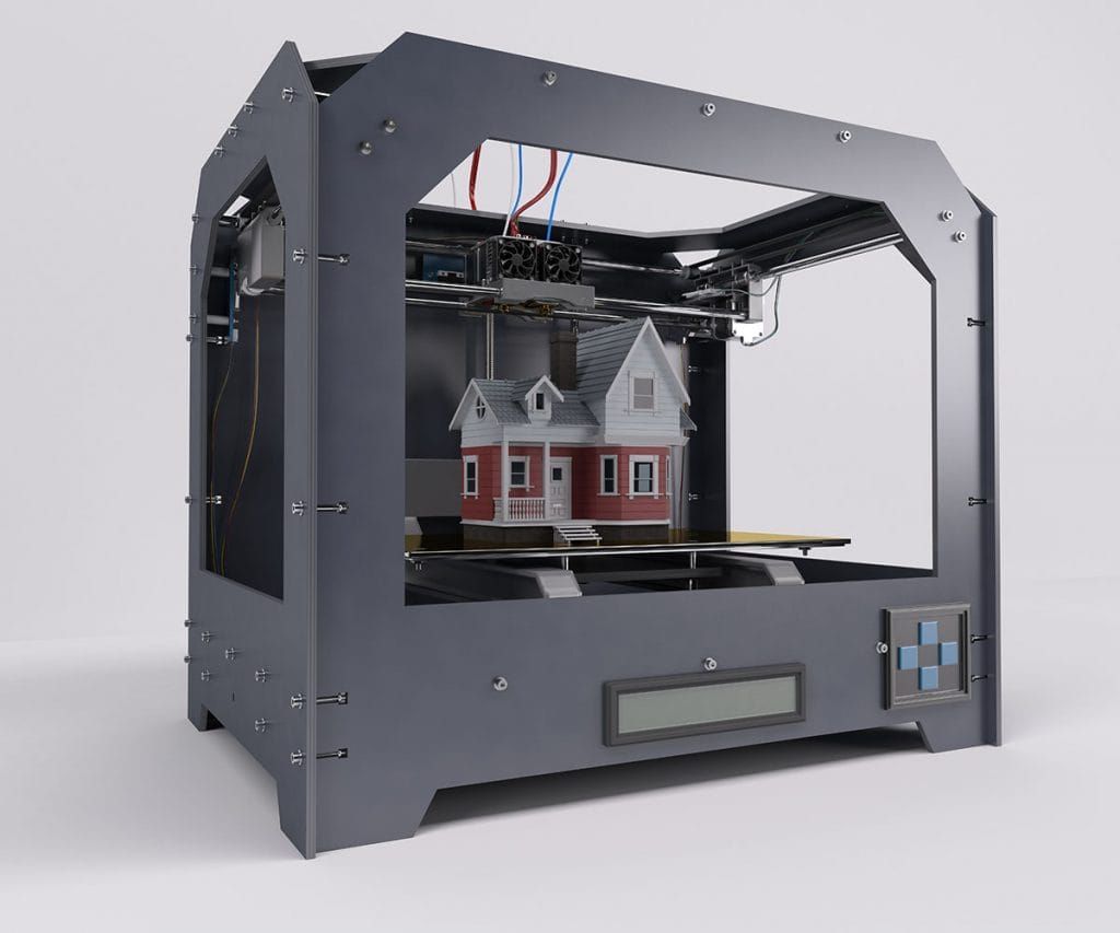 3D Printing in Construction industry
