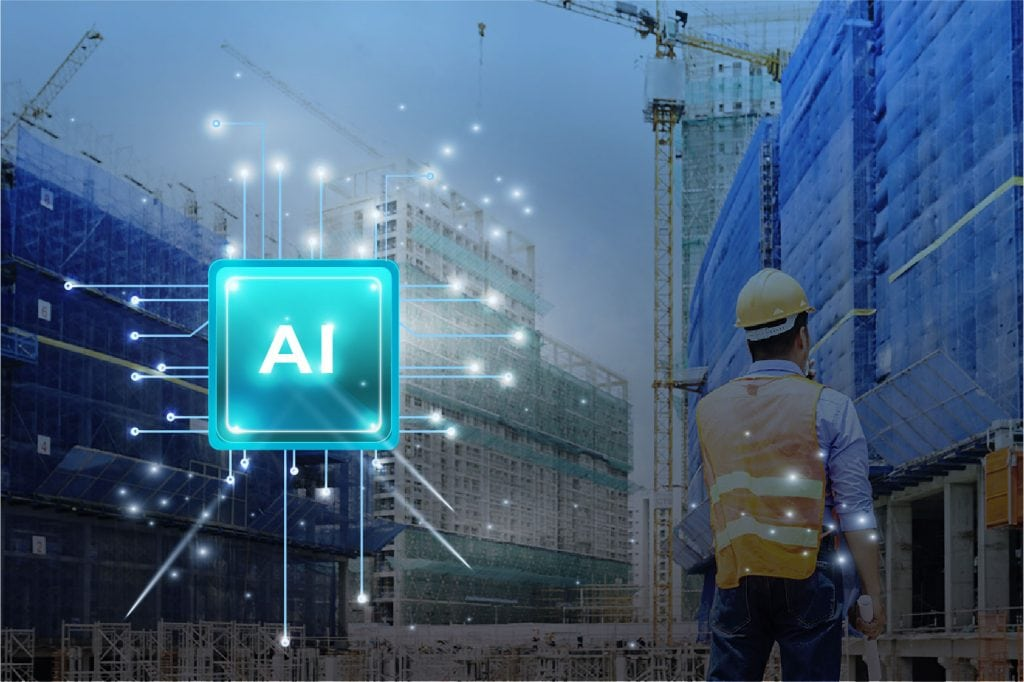 artificial intelligence in Construction Industry