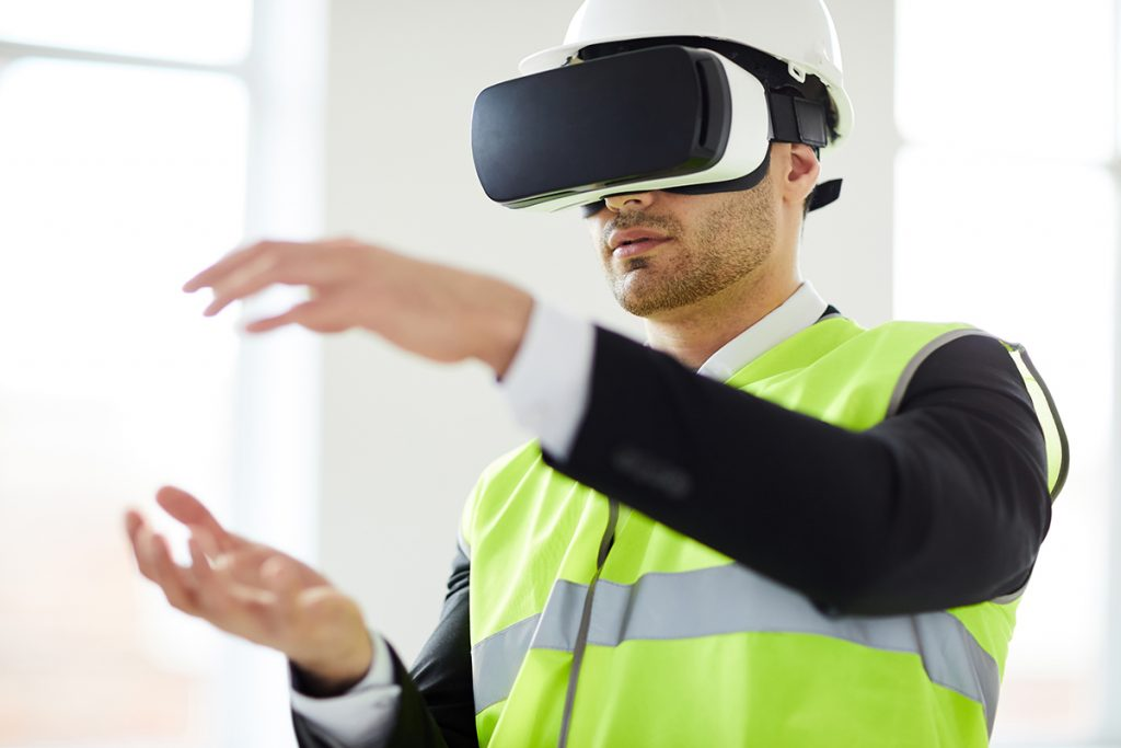 Augmented and Virtual Realities Technology in Construction