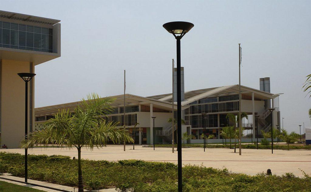 Eco-Friendly Buildings in Africa